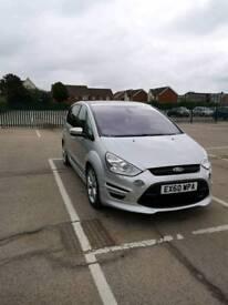 Ford s max 2.2 titanium sport