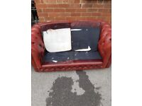 Chesterfield Sofas.