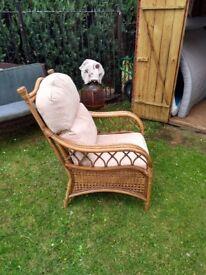 Two beautiful garden chairs