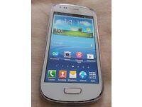 Samsung Galaxy S3 Mini GT-I8190N 8GB Marble White(Unlocked)