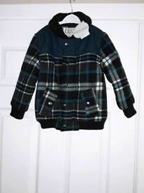 Brand new boys winter jacket by marks and spencer