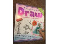 Funky things to draw, book for children's drawing!