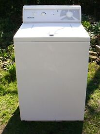 Huebsch Top Loading Washing Machine. Similar to Whirlpool commercial top loader in excellent condion