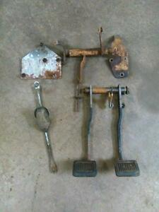 First gen dodge standard pedals