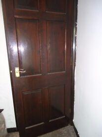 Internal Panel Wooden Door