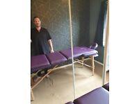 Full body, Hot stone masseur.