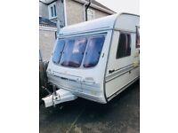 Swift 4 berth Caravan for sale