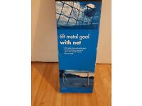 Football goal brand new in box