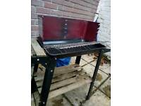 Grill for own use