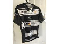 Match Worn Hull Fc Shirt Large