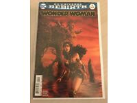 DC Universe Wonder Woman Comic Issue 11