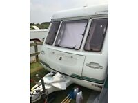 5 berth 1996 compass connoisseur