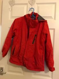 Unisex surfanic jacket