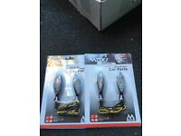 Set of 4 led indicaters