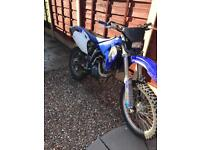 Yamaha wr426 wr450 yzf450 road registered 10 months m.o.t read add