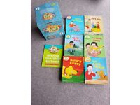 Oxford reading tree Biff Chip and kipper books complete collection stages 1-6