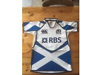Various Canterbury Rugby Shirts // All Age 12 // Like New