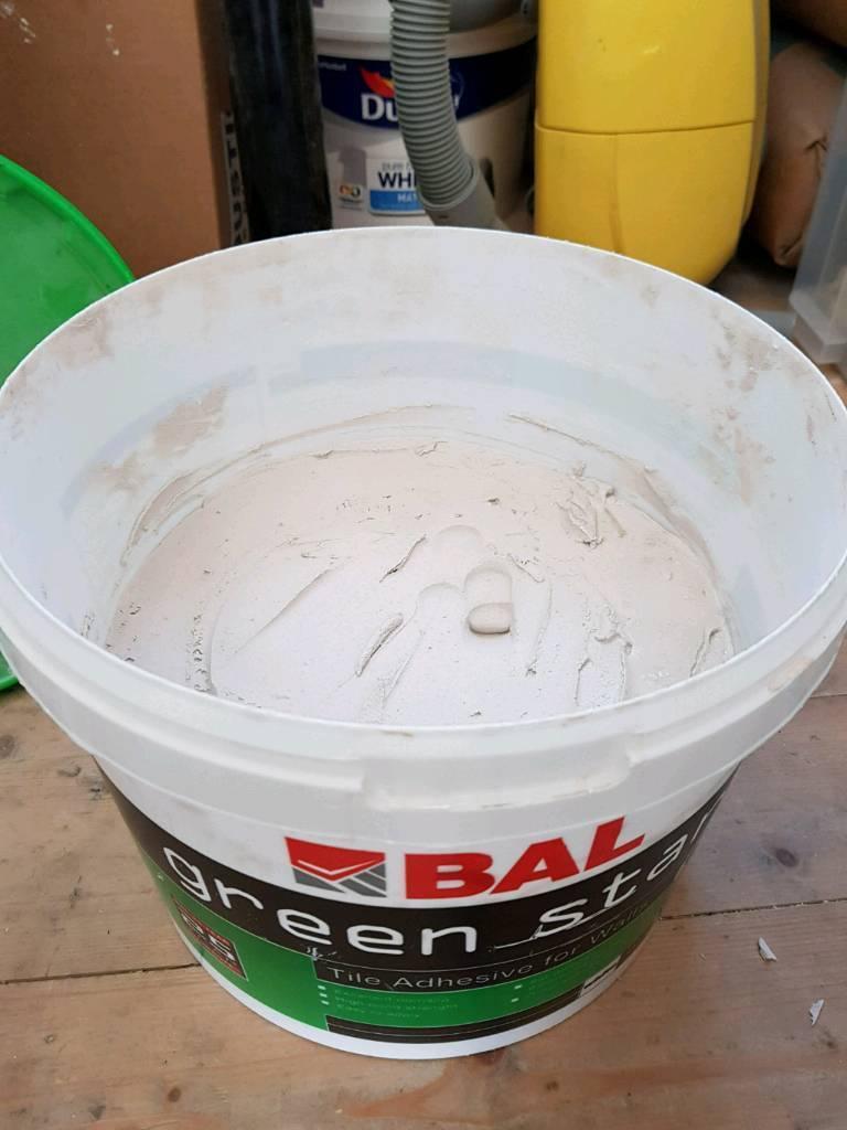 Bal greenstar tile adhesive in croydon london gumtree bal greenstar tile adhesive image 1 of 2 dailygadgetfo Choice Image