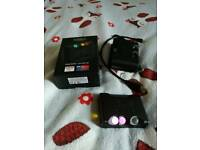 Chord Mojo with case & 2 leads