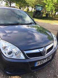 Vauxhall vectra 2.8 v6 turbo elite