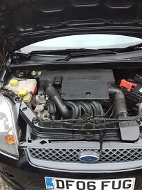 Ford Fiesta Zetec - Black
