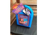 New Vintage Hunchback of Notre Dame Lunch Box with insulated Bottle
