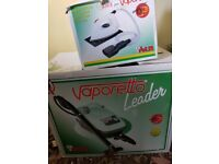 Polti Leader Steam Cleaner plus iron