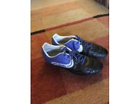 Men's football Boots 9.5 Sondico - great condition - only worn a few times - £7