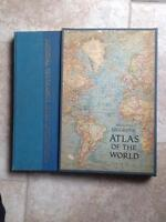 NATIONAL GEOGRAPHIC ATLAS OF THE WORLD 1963