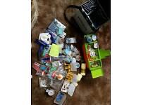 Massive selection of sea fishing equiptment