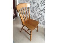 Dining Chairs x4 plus cushions