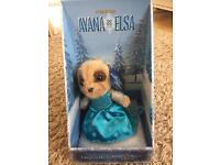 GENUINE LIMITED EDITION MEERKAT TOY AYANA AS ELSA