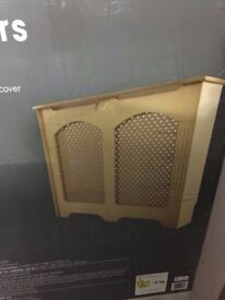 Medium Radiator cover by B&Q