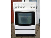 Privileg 6250, ceramic glass 4 hobs and oven/grill