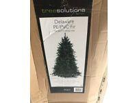 Artificial Delaware Christmas tree 1.65m
