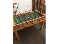 Table bar football