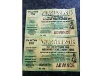 VW Action Tickets