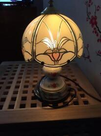 Touch night lamp
