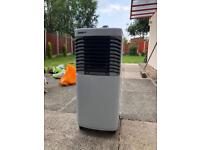 Mobile air conditioning unit & dehumidifier