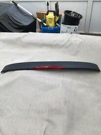 Renault Clio Mk2 Break Light Spoiler Panel