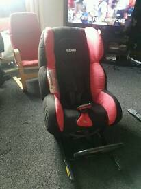 Recaro polaric child's seat