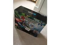 Nintendo Wii U Premium Pack with Mario Kart 8 (missing HDMI cable)