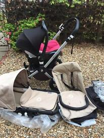For sale a bugaboo cam travel system