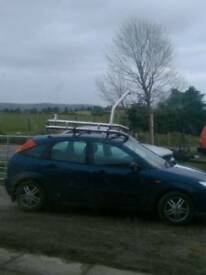 Looking for a Mk2 (53 plate) ford focus that is being broken for spares.