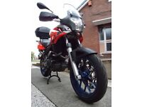2005 Aprilia Pegaso Strada 650 in excellent condition