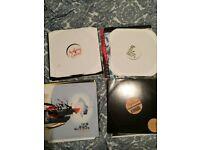 Job lot 20 assorted Records (D & B, Hip Hop Techno...)