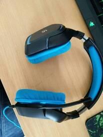 Logitech G430 headphones