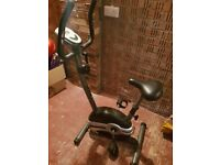 Exercise bike not sure display screen is working properly