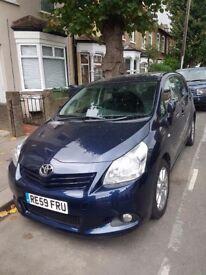 Toyota Verso D-4D New Shape 7seater 2010 (reg:59) Quick Sale £2290 BARGAIN cheap