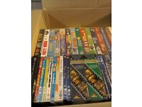 Variety of DVD's and videos
